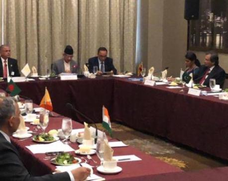 India, Pakistan boycott each other at SAARC FM meetin New York