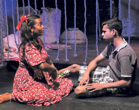 Sakhi: The story of innocence mired in war