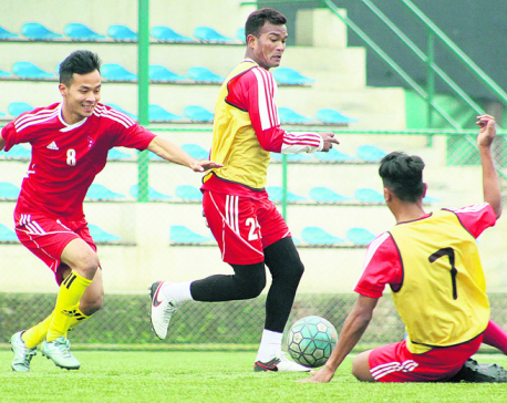 Asian Cup Qualifiers is our real test: Coach Shakya