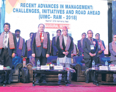 Conference on Management Education kicks off