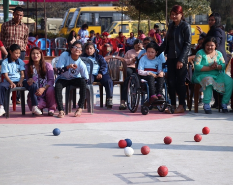 Bhaktapur Metropolitan city marks 28th World Disability Day