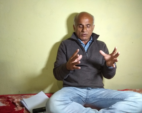 Dr KC starts 17th hunger strike