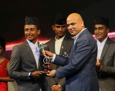 Football dominates Pulsar Sports Award