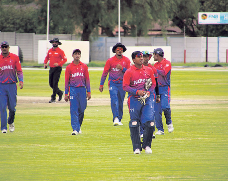 Nepal faces Canada in a must-win contest today