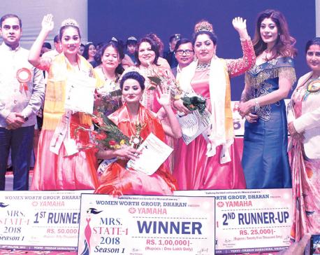 Samjahna bags Mrs State title