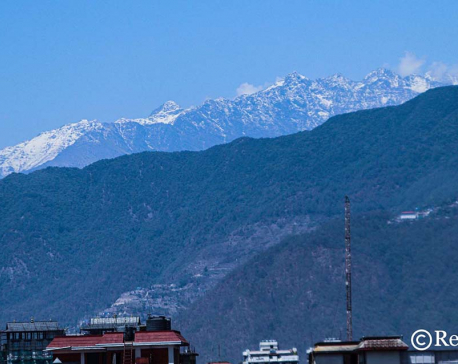 Kathmandu's sky is clear after months, air quality index docks at less than 35 μg/m³ (with photos)