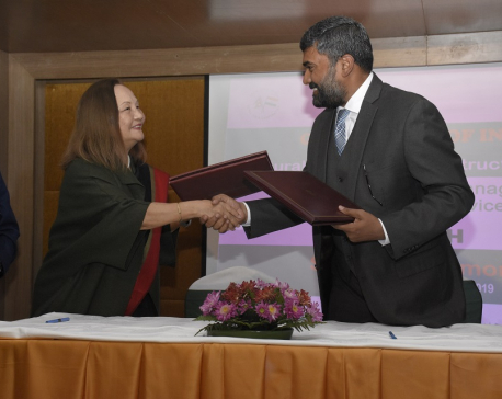 INTACH signs deal with Indian Embassy to rebuild Nepal's 11 quake-hit heritage sites