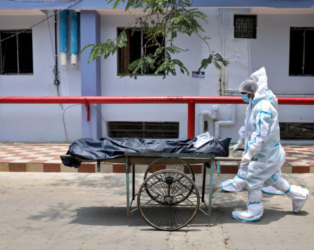 India reports 362,727 new coronavirus infections