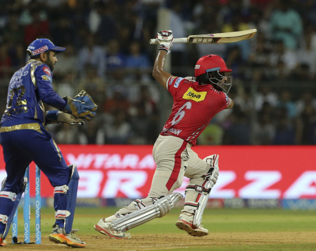 Mohit has last laugh as Kings XI beat Mumbai by 7 runs