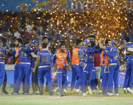 Mumbai Indians clinch thrilling IPL final against Supergiant