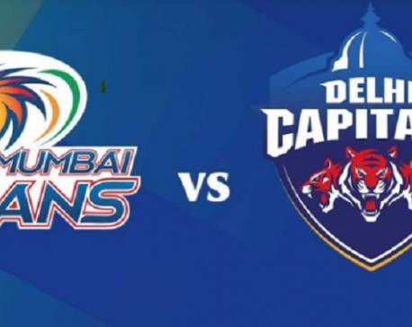 Who will feature in finals, MI or DC?