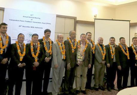 New leadership at IPPAN