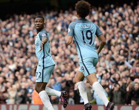 Man City back on top as Saints draw raises doubts