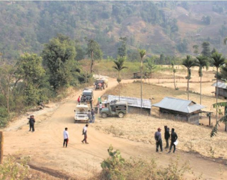 New fast track in Eastern Nepal cuts short distance by almost half