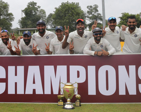 India whitewashes Sri Lanka with big win in 3rd test