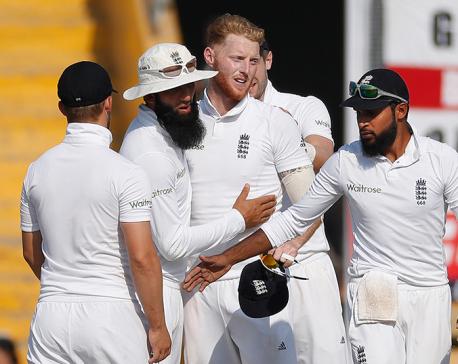 India take 134-run lead over England