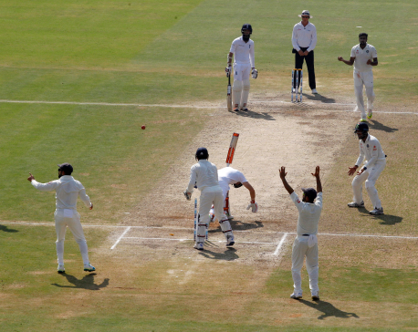 India beats England by 246 runs in 2nd test