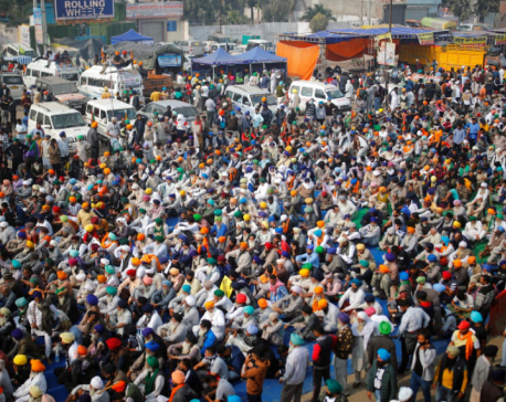 Indian farmers to step up protests, reject tweaks on new farm laws