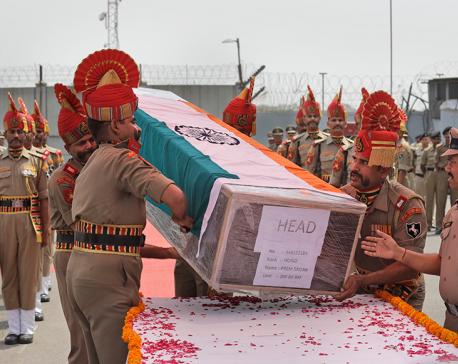 2 killed as India, Pakistan troops trade fire in Kashmir