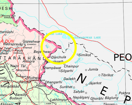 Nepal strongly objects to India's new political map that has placed Kalapani inside Indian borders: MoFA