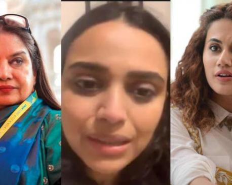 Actors, filmmakers condemn violence at JNU