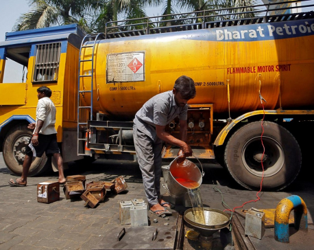 India hikes taxes on petrol, diesel; says consumers will be unaffected