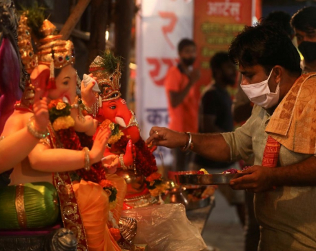India COVID-19 cases near 3 million as Ganesh Chaturthi in Mumbai approaches