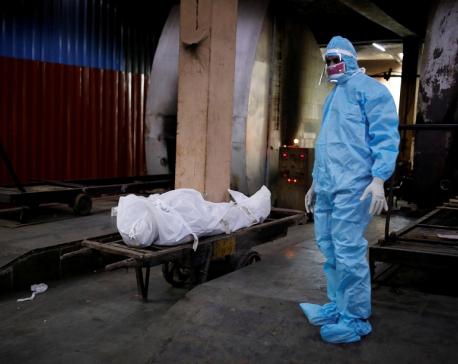 India's coronavirus cases surge to 3.1 million