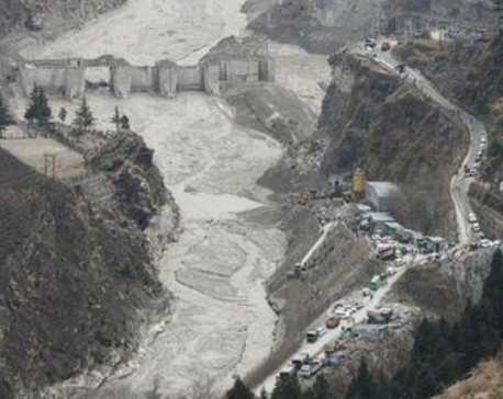 In Indian Himalayas, drones draw blank in search for workers missing in flooded tunnel