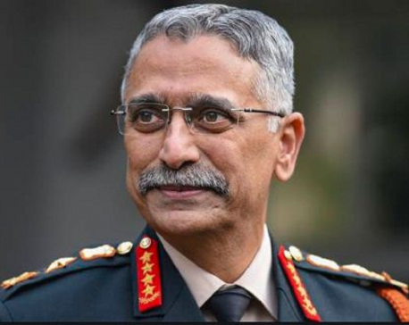 Indian Army chief's controversial remark on Lipu Lekh faces sharp criticism in Nepal