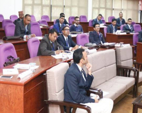 21 Nepali officials attend training on money laundering, countering financing of terrorism in India