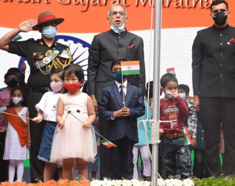 75th Independence Day of India marked in Kathmandu