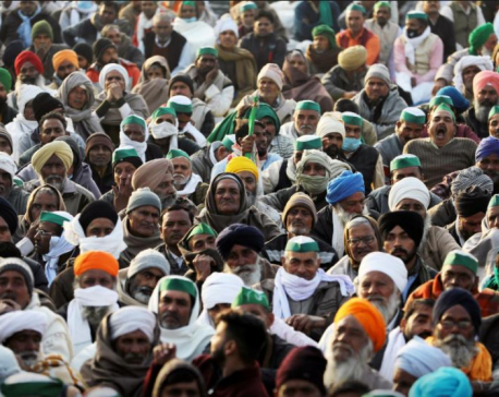 Sikh diaspora drums up global support for farmers' protest in India