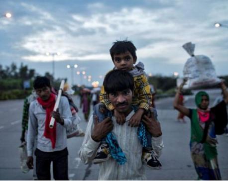 Special Report: India's migrant workers fall through cracks in coronavirus lockdown