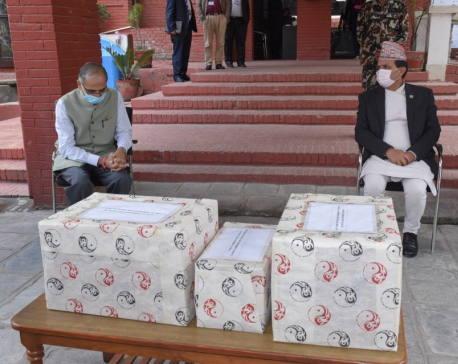 India gifts 23 tonnes of essential medicines to Nepal to fight COVID-19