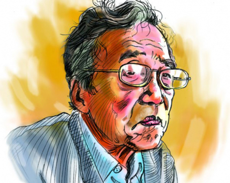 Writer Indra Bahadur Rai passes away