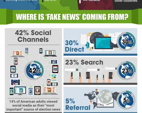 Infographics: 'Fake News' by numbers