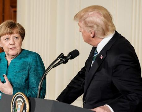 Infographics: G20 members more confident in Merkel than Trump