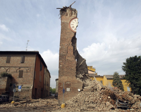 Infographics: Earthquakes in Italy since 1915