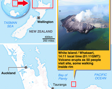 New Zealand volcano deadly eruption
