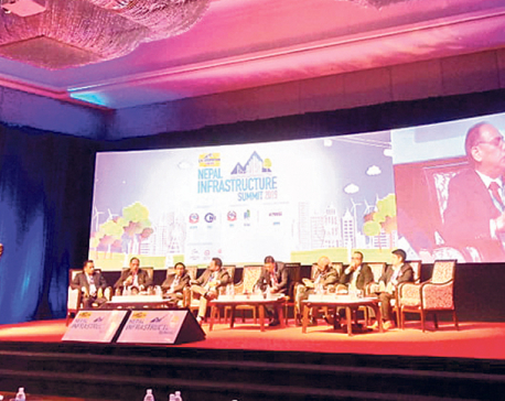Nepal Infrastructure Summit 2019 kicks off