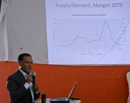 Kulman Ghising will complete full term of 4 years: Energy minister