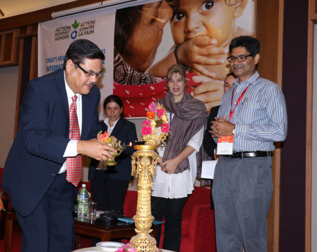International conference on child health and development kicks off