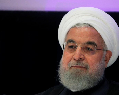 Iranian president accuses Israel of killing nuclear scientist