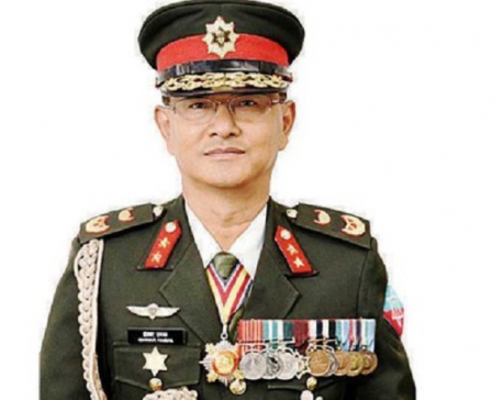 NA Major General Ishwar Hamal to head UN Disengagement Observer Force