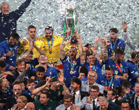 Factbox: List of European Championship winners