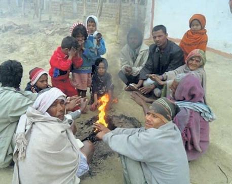 Cold hits life hard in tarai districts