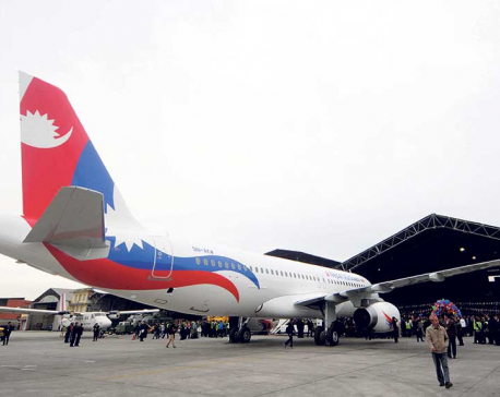 Rs 1 billion needed to replace engine of Airbus A320 aircraft