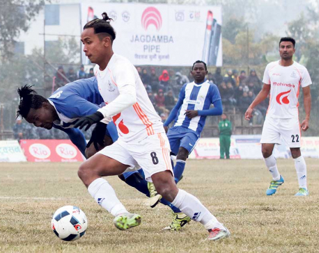 APF into last four of Khaptad Gold Cup