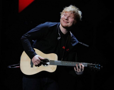 Ed Sheeran and Dua Lipa dominate Brit Award nominations
